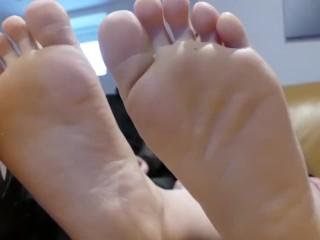 Filth Fetish Studios - Alpha Cuckold Feet Humiliation