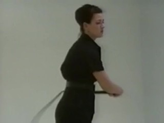 Lesbian Mistress - Hard Whipping and Humiliation