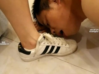Chinese Femdom Humiliation #4 - Add me if you have more.