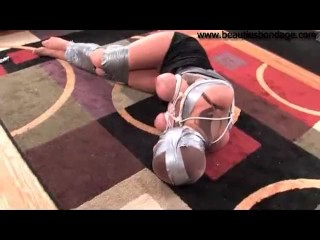 ashley grham taped up and humiliated