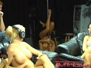 cute Stripper Trivia Shock Jock Radio Show Bubba The Love Sponge
