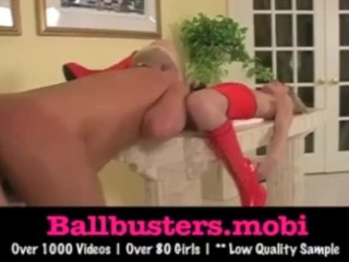 Double Penetration with Ball Shocking