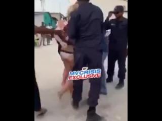 MALDIVES POLICE GANG BANG TOURIST