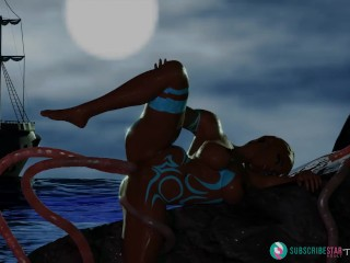 Female Tentacle Animated Sex Double Penetration