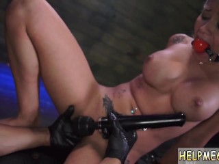 Pierced slave and extreme triple penetration xxx It wasn't wise of Marsha