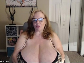 most perfect giant grandma tits of all time