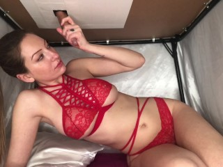 MILKING TABE - Massaging and Sucking the Cum out of a Big Dick