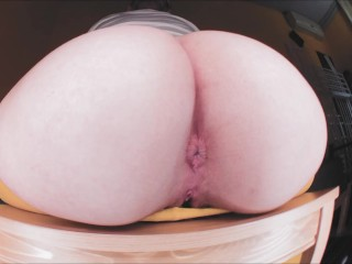 Perfect stinky ass farts in your face