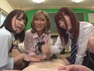 ZEX-358 Asmr Special (Yui Hatano , Hibiki Otsuki , AIKA , Abe Mikako)