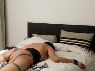 brutal paliza sexo extremo, puta maltratada como se merece 2