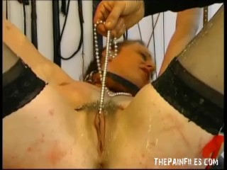 kinky slavesex and brutal blowjobs of humiliated hardcore painslut in rough