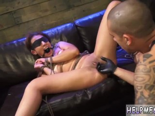Brutal bdsm and punishment and bondage cunt edged cumming xxx Luckily for