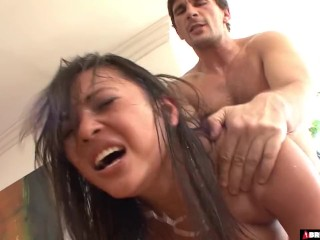 Pounding The Fuck Out Of Adriana Luna