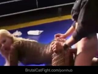 Catfight Casting whores