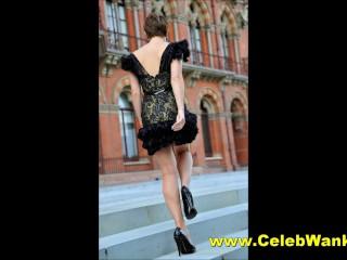 Emma Watson Upskirts And Nipslips