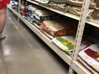 365movies SPYING PREGNANT MILF UPSKIRT NO PANTIES @TRACTOR SUPPLY