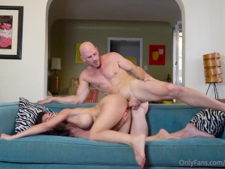 Johnny Sins - She Goes cRAZY on the penis!