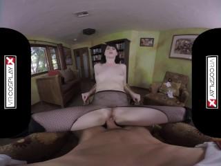 VR Cosplay X Superhero Zatanna Taking massive cock In Her pussy VR Porn Parody