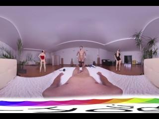 [HOLIVR 360 VR Porn] Easter Hot Bunny in Virtual Sex
