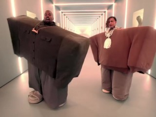 Kanye West and Lil Pump love Roblox hentai porn with monstrous black lady