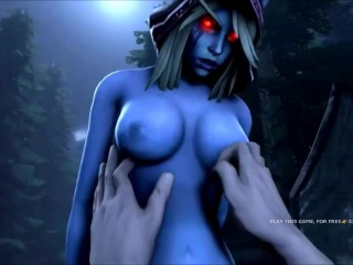 Warcraft porn fantasies, 1