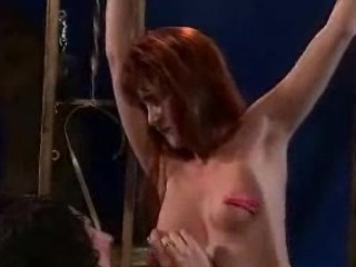 Chain Bound and Nipple Tortured