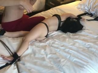 Midget lesbian tickling torture 2/2