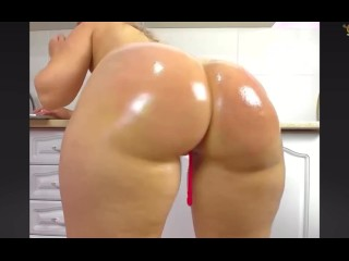 Perfect Bubble ass PAWG Tortured Until She Squirts
