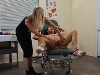 Evil Hospital Tickle Torture [F/F]