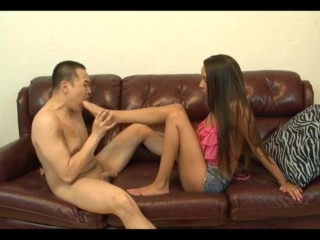 Layla eric ball's torture, ballbusting