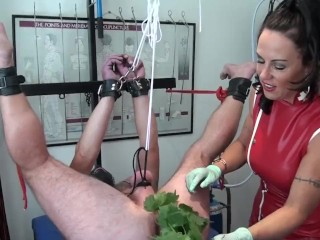 lady ROCHESTER English Mistress-F Wing Medical Torture