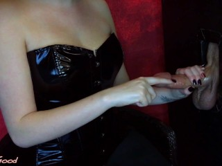 Gloryhole Glans Massage - Sensual Edging For cum
