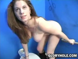 Jennifer Gold Glory Hole