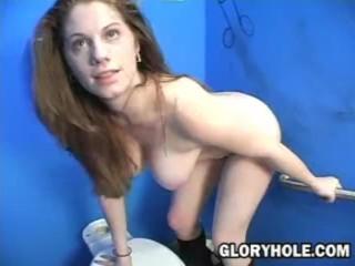 Jennifer Gold Glory Hole