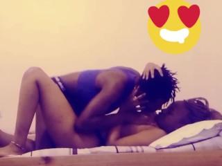 Kenyan Lesbian seduced her Cousin