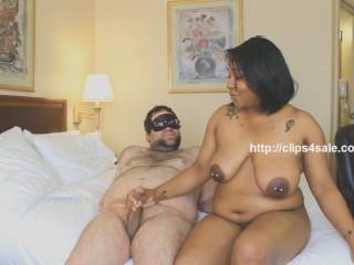 black BBW Marley's Nude Interview