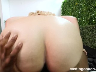 BBW With wide behind And Perfect giant Naturals Gets Freaky During Audition