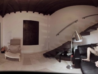 VR Porn Brunette brutally banged | Virtual Porn 360