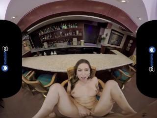 BaDoinkVR Melissa Moore s twat Is On The Menu VR Porn