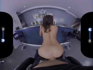 BaDoink VR Adriana Chechik Needs That fat penis VR Porn