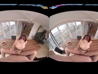SexBabesVR - 180 VR Porn - Our Lucky Day with Paula Shy