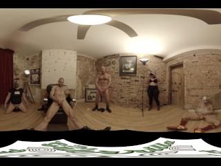 The Guerrilla Porn Project VR 360