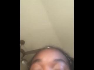 teenie sucks dong Drunk On IG Live