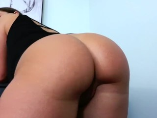Giantess Roommate Anal Insertion