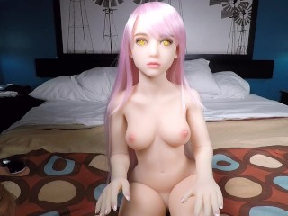 Piper Phoebe Small Breast 130 cm Sex Doll Unboxing Review