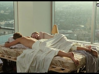 Emily Browning - teenie broad sex with old dude, Full Frontal Nudity, Bush