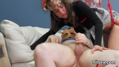 Foxy girl is taken in anal madhouse for uninhibited therapy