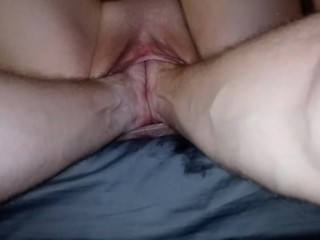 Clit abuse and fisting till she squirts and cries.