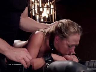 Carter Cruise's Slave Training, Day 1