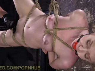 Intense Bondage And Screaming Orgasms
